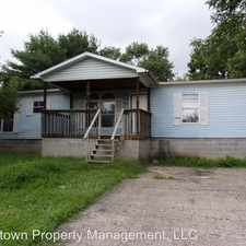 Rental info for 925 Lynn St in the Parkersburg area