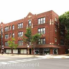 Rental info for 4101 13 N. Kedzie Ave./ 3148 56 W. Belle Plaine Ave