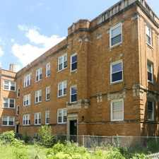 Rental info for 4029 North Monticello Avenue #3 in the Irving Park area