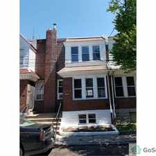 Rental info for 3 Bedroom Available Now. Don't Miss it! in the Grays Ferry area