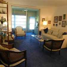 Rental info for 6850 Royal Palm Boulevard #109G in the Margate area