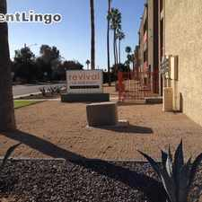 Rental info for 1818 N. 40th Street in the Papago Vista area