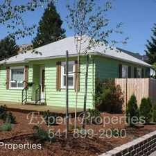 Rental info for 667 S. Holly St.