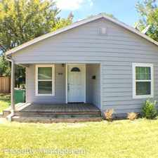 Rental info for 1405 N College St.