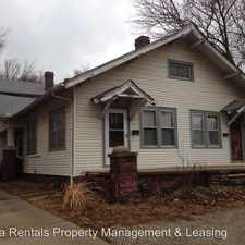Rental info for 3913 E Central Ave in the College Hill area
