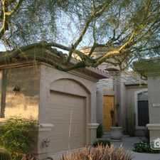 Rental info for Three Bedroom In Scottsdale Area