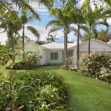 "Rental info for Large Family Home. Lovely Location. ""Break Lease"" in the Cairns area"