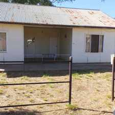 Rental info for Close to town, 2 Bedroom home. in the Mount Isa area