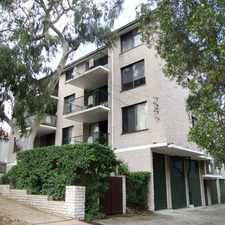 Rental info for Two Bedroom Top Floor Apartment