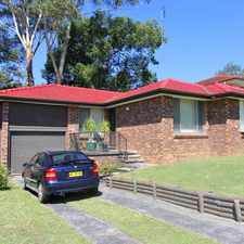 Rental info for Well Located Family Home in the Central Coast area