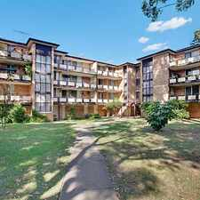 Rental info for FRESHLY PAINTED & NEW CARPET - 2 BEDROOM UNIT AVAILABLE NOW. in the Sydney area