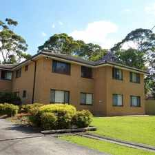 Rental info for Renovated 2 Bedroom Ground Floor Unit in the Tarrawanna area