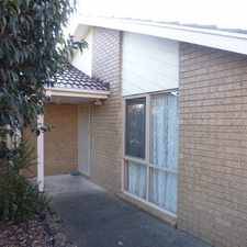 Rental info for 3 Bedroom Home in a Great Location, For private appointments after 21st August 2017 please call Ebony 9782 9333 in the Carrum Downs area