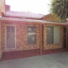Rental info for Low maintenance townhouse in a quiet area. in the Echuca area