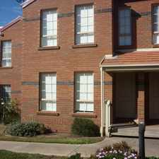 Rental info for Lovely Townhouse with Spacious Living in the Roxburgh Park area