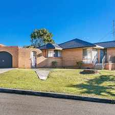 Rental info for Well Presented 3 Bedroom Family Home in the Wollongong area