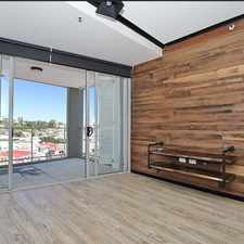 Rental info for Stunning One Bedroom Apartment in the Brisbane area