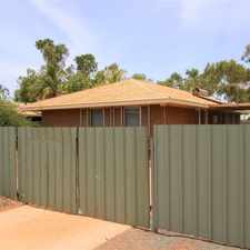 Rental info for Fully fenced, solid brick 3 bedroom house. Approved Application