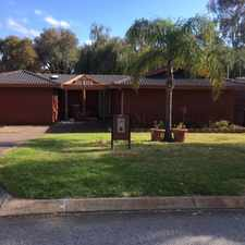 Rental info for HOME OPEN FRIDAY 15TH SEPTEMBER 4.15PM-4.30PM RENT REDUCED $350 PER WEEK