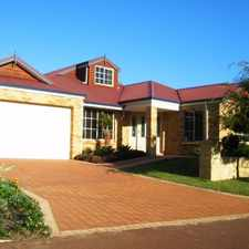 Rental info for WALK TO CHURCHLANDS HIGH