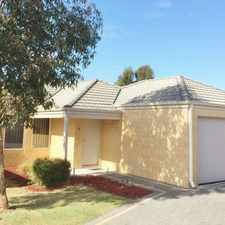 Rental info for 3 x 2 Villa in Sought After Location!