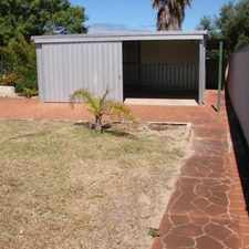 Rental info for Close to Parks and Schools in the Singleton area