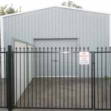 Rental info for Large Storage Facility
