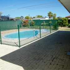 Rental info for SWIMMING POOL