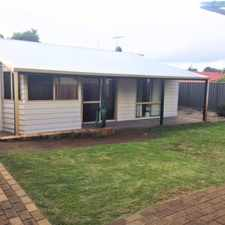 Rental info for VERY PRIVATE REAR RESIDENCE in the Beechboro area
