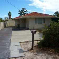 Rental info for Wooden Floorboards Throughout- Enclose Yard in the Koondoola area
