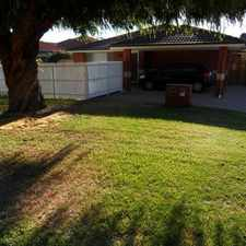 Rental info for Quality 3 Bedroom 1.5 Bathroom Home