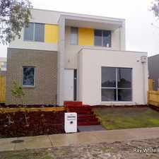 Rental info for IN THE HEART OF IT ALL! in the Melbourne area