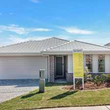 Rental info for GREAT SIZED YARD! SEPARATE LIVING, SPACIOUS BEDROOMS! AND PLENTY OF STORAGE! in the Coomera area