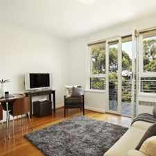 Rental info for **UNDER APPLICATION - BOND HAS BEEN RECEIVED** in the St Kilda area