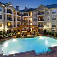 Rental info for One Bedroom In DeKalb County in the Sandy Springs area