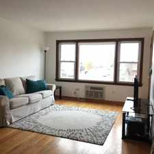 Rental info for Two Bedroom In West Suburbs
