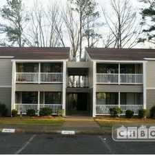 Rental info for Two Bedroom In Wayne County in the Goldsboro area