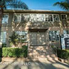 Rental info for 478 Landfair Ave in the Los Angeles area