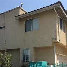 Rental info for 1,447 Sq. Ft. Los Angeles, Townhouse - In A Gre... in the Lincoln Heights area