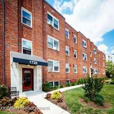 Rental info for 1720 - 1726 North Quinn St in the Arlington area