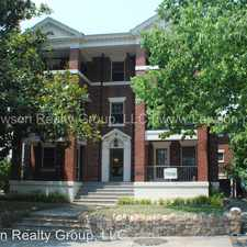 Rental info for 1119 Franklin Road in the Downtown area