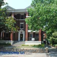Rental info for 1119 #2 Franklin Road in the Downtown area