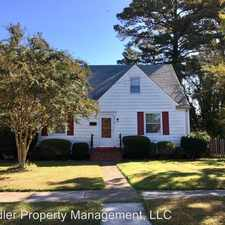 Rental info for 5440 Argall Crescent in the Norfolk area
