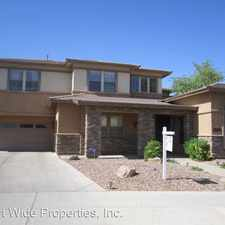 Rental info for 18648 E. REINS RD in the Queen Creek area