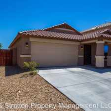 Rental info for 40143 W Coltin Way