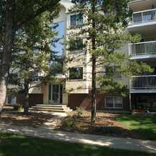 Rental info for Gorgeous Condo in Westmount - Private Laundry! in the Westmount area