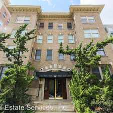 Rental info for 2008 16th Street, NW Unit 103 in the U-Street area