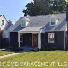 Rental info for 1136 46TH ST SE in the Marshall Heights - Lincoln Heights area