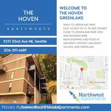 Rental info for 5231 22nd Ave NE - 7 in the Ravenna area