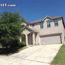 Rental info for $1595 4 bedroom House in NE San Antonio Converse in the Universal City area